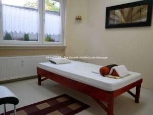 Behandlungsraum 2 Sawasdee Thai-Massage-Praxis Karlsruhe