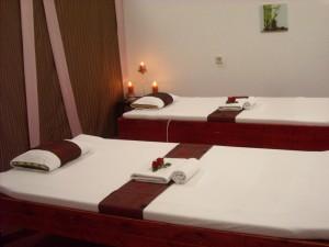 Behandlungsraum 3 Sawasdee Thai-Massage-Praxis Karlsruhe